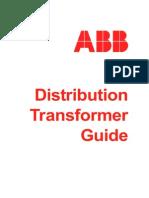 Distribution Transformer Guide