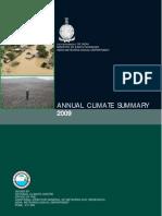 annual summary 2009