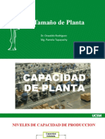 3.2 Tamaño de Planta vf