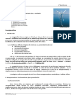 Energía Eólica (Tecnología Industrial)