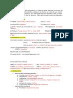Caso Clinico Anema Ferropenica