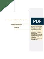 APA 7 Student Sample Paper