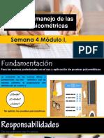 ÉTICA EN EL MANEJO DE LAS PRUEBAS PSICOMÉTRICAS semana 4 v2.pdf