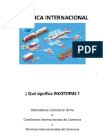 LogisticaInternacional