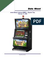 Data Sheet - WBC Square Top r01
