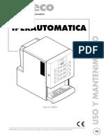 manuale IperAutomatica - saeco café