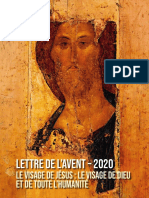 [Français]Lettre de l'Avent 2020 à la Famille Vincentienne