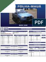 Teste Folha-Mauá - BMW X5M