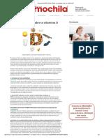 03-07 Mitos e verdades sobre a vitamina D