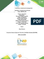 Tarea 3 – Solucionar contaminación de plaguicidas