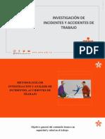 INVESTIGACIÓN ACCIDENTES DE TRABAJO 2020