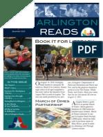 Arlington Reads 2010 Newsletter