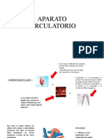 APARATO CIRCULATORIO (Corazón).pptx