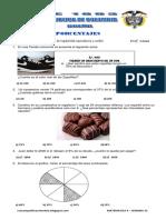 Matematic4 Sem 33 Guia de Estudio Porcentajes 4 Ccesa007