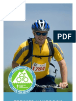 2011 Cycle the Seacoast Trekker Handbook