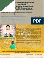 Colegio psicopedagógico los girasoles 4-5-6 DE SECUNDARIA