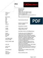 PDMS_COMMAND_LINE