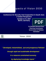 Vision 2030 of Pk