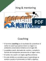 8.-SEMANA 10 Y 11 Coaching & mentoring