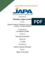 TAREA 4 DE FILOSOFIA Y LOGICA JURIDICA