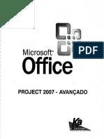Microsoft Project - Curso Avançado