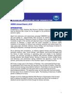 MMWO Annual Report 2010