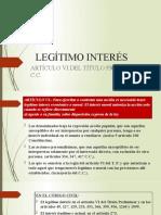 7.  P&P - LEGÍTIMO INTERÉS - T.P. ART. VI..pptx