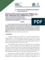 Levantamento Quali-Quantitativo da arborização em avenidas de Santa Maria - por Natalia Teixeira Schwab