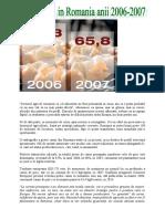 piata carnii in romania 2006-20007