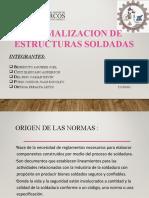 NORMAS AWS ESTRUCTURAL - Soldadura ultimo.pptx