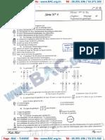Série N°4 Sans Correction -  Brasse de l'information Génétique - Lycée ibn Rachik Sfax - Bac Science.pdf
