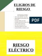 Peligros de Riesgo (1)