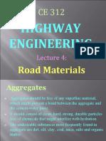 lec 4 - road materials