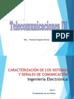 Telecomunicaciones III   1a