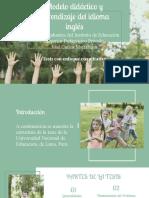 Tesis Enfoque Cuantitativo Enseñanza del Inglés.pptx