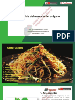 2.Ánalisis Mercado Del Orégano