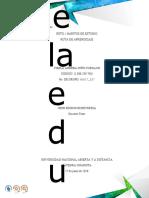 RETO 1 HABITOS DE ESTUDIO CATEDRA UNADISTA