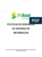 16_Políticas de Seguridad de Sistemas de Información.