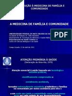 Med Fam e Comunidade IMFC2011