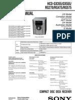 SONY HCD-RG270_GX355_GX555_RG475_RG575
