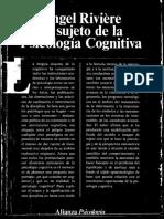 Angel Riviére - EL SUJETO DE LA PSICOLOGIA COGNITIVA-Alianza Editorial (1987).pdf