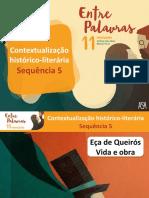 Contextualização histórico-literária - Sequência 5