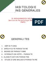 Généralités Parasitologie  2O17.pdf