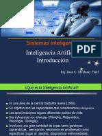 2 Inteligencia Artificial - Introduccion