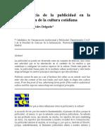 La presencia de la publicidad en la construcción de la cultura cotidiana.docx