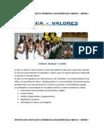 actividades complementarias de etica y valores grado 4° -2020