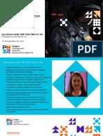 El Perfil del Director de Proyectos_Charla PMIBA