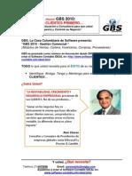Software Contable GBS2010 2011 NovedadesGestionComercial
