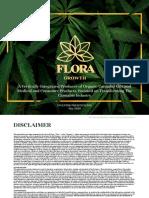 Flora Growth Investor Presentation 2020.pdf