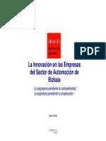 innovación sector automotriz